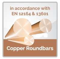 Copper Roundbars